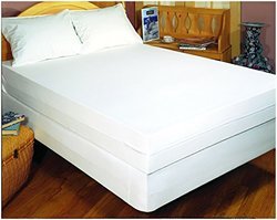 Bargoose 97284Z-12T Bed Bug Solution Certified Bed Bug Proof 12-Inch Deep Zippered Mattress Cover