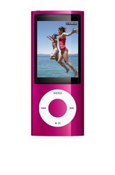 Apple iPod nano 5th generation 16 GB pink