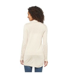 Mossimo Women's Cardigans - Oatmeal - Size: XS