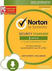 Symantec Corp Norton Security Standard - 1 Device