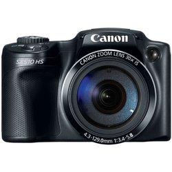 Canon PowerShot 12.1MP Digital Camera (SX510)