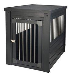 New Age Pet ecoFLEX InnPlace Pet Crate - Medium Black