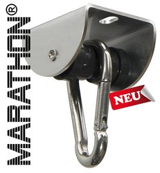Stainless Steel Heavy Duty Swing Hanger with Ball Bearing Technology