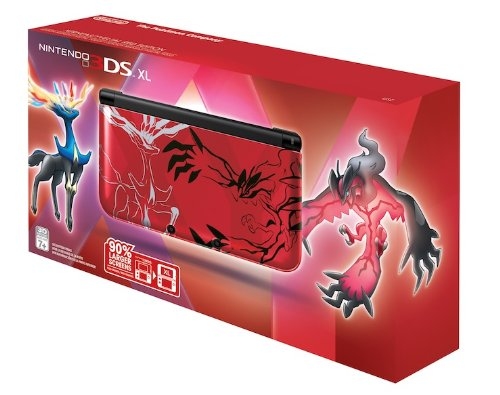 Nintendo 3DS XL Pokemon X