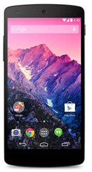 Unlocked LG Google Nexus 5 32GB Smartphone - Black (D821)
