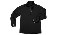 Zorrel Ladies' Fleece Pullover - Black - Size: XS