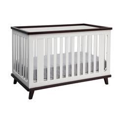 Delta Crib Children - White Solid - Size: Full