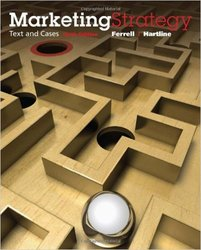 O. C. Ferrell  Marketing Strategy - Text and Cases Paperback
