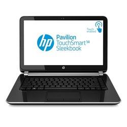 "HP Pavilion TouchSmart 14"" Laptop 1.7 GHz AMD 6GB RAM 640GB HDD Windows 8"