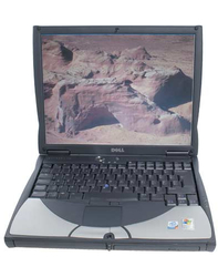 "Dell Inspiron 4150 14.1"""" Laptop P4M 1.8GHz 256MB 40GB Win 7"
