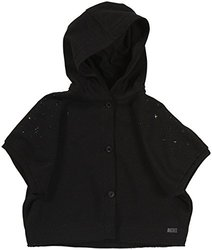 Diesel 'Sponcius' Hooded Sweatshirt (Kids) - Black-Large