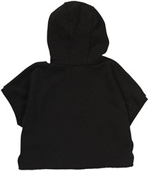 Diesel 'Sponcius' Hooded Sweatshirt (Kids) - Black-XX-Small