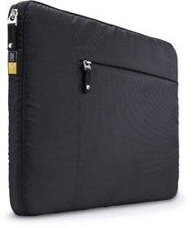 Case Logic Sleeve with Pocket for 13-Inch Macbook Pro - Black (TS-113)