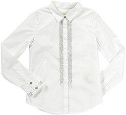 Diesel 'Cipitei' Woven Shirt (Kids) - White-XX-Small