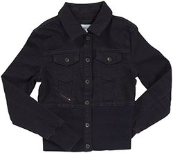 Diesel 'Jeripa' Denim Jacket (Kids) - Indigo-XX-Large