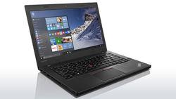 "Lenovo ThinkPad T460p 14"" Laptop i5 2.6GHz 4GB 500GB Win 10 (20FWCTO1WW)"