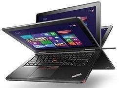 """ThinkPad Yoga 12"""" Ultrabook i7 2.60GHz 4GB 512GB Windows 8.1 (20DLCTO1WW)"""