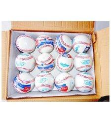 "Rawlings 9"" Baseballs - White/Red - 2 Dozen"