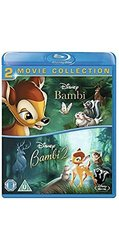 Bambi and Bambi 2 Double Pack Blu-ray Walt Disney Home - 2011