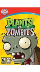 Pop Cap Plants vs Zombies Tower Defense Video Game for Windows