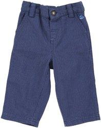 JoJo Maman Bebe Striped Trousers (Baby)-Blue-12-18 Months