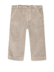 JoJo Maman Bebe Baby Boys' Cord Pants, Stone, 12 18 Months