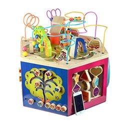 B. Toys Youniversity Activity Cube 1218360