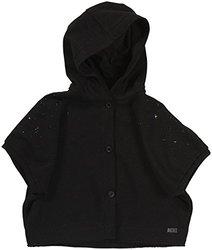 Diesel 'Sponcius' Hooded Sweatshirt (Kids) - Black-Small
