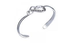 Forever Friends Cuff Bracelet