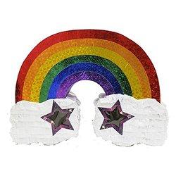 "Rainbow Pinata - 20x16"""