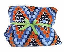 Vera Bradley XL Throw Blanket in Marrakesh Beads