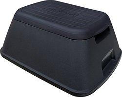 Safe-T-Stool The Safest Most Versatile Stool In America - Matte Black