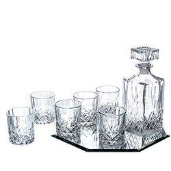 Ingrid 8 Piece Whiskey Set