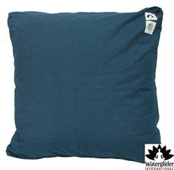 Zabuton Cushion: Kapok-filled, 100% Organic Cotton Cover Meditation Cushion (Twilight, Medium 24 X 24)