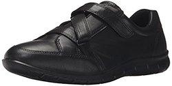 Ecco Footwear Womens Babett II Cross Strap Dress Sandal, Black, 37 EU/6-6.5 M US