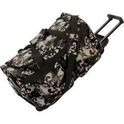 "Extreme Pak Red-Eye Skull Camo Water-Resistant 21"" Trolley Bag - LUTRSKRE1"