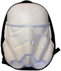 Disney Star Wars Stormtrooper Moulded Backpack - White/Black - Size: Large