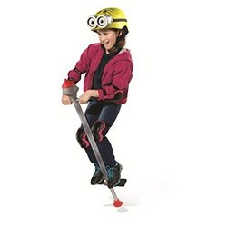 Minions rocket pogo stick and 3D safety helmet combo - Despicable Me