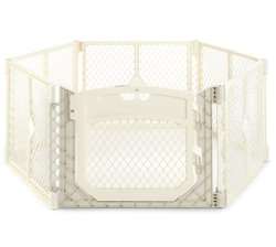 North States Superyard Ultimate Play Yard - Ivory