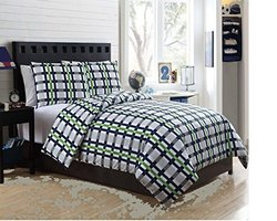 Karalai Bedding Collection - Boys Bed in a Bag - Size: Full - 7Pc