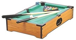 Table Top Toys Portable Mini Pool-Billiard Table