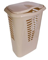 Rectangular Laundry Hamper(W'14 L'18 Height'24'3/8 Inch)