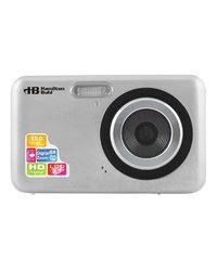 Hamilton Buhl 5MP Digital Camera - Silver (CAMERA-DC2)