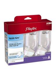 Playtex VentAire Baby Natural Feeding Standard Bottles - 3 Pk - 6 oz each