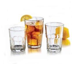 Libbey Stonehenge 30-Piece Tumbler Glasses Set