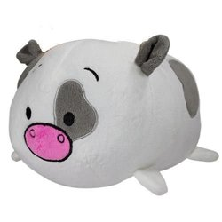 "Bun Bun Moo Moo Cow 11""  Stuffed Animal"