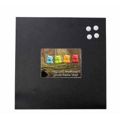 Magnetic Chalkboard & Picture Holder