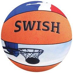 iscream Swish Basketball Microbead Pillow