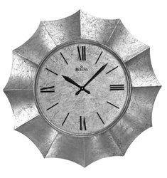Bulova Nouveau Gallery Clock
