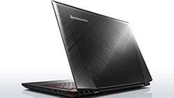 Lenovo Y50-70 Laptop - 59445918 - Black - UHD Display: DOORBUSTER - 4th Generation Intel Core i7-4720HQ Processor (2.60GHz 1600MHz 6MB)